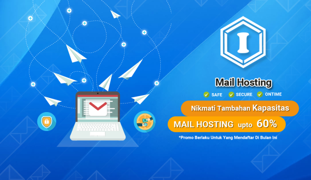 Jasa Mail Hosting